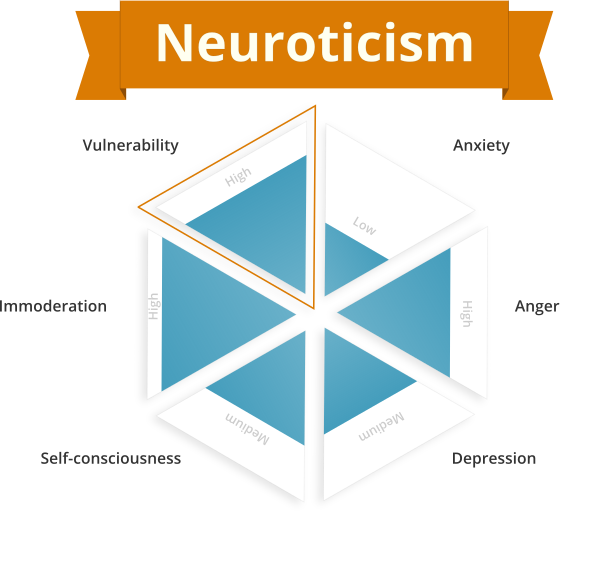 What is Neuroticism? - Learn all about the neuroticism