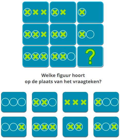 voorbeeld matrices