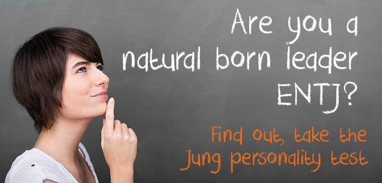 What is the ENTJ Personality Type? - Jung Personality Types