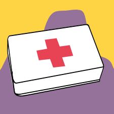 medizinische Unterstützung